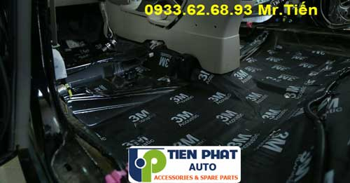 cach am chong on cho Toyota Hyundai Santafe tan noi uy tin