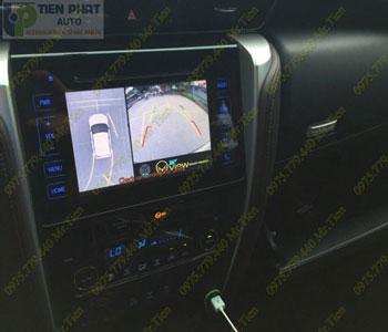 Lắp Đặt Camera 360 Độ Oview Cho Xe Ô Tô Honda Civic Chuyên Nghiệp