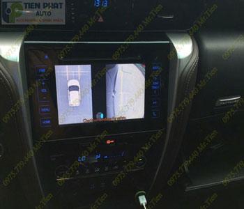 Lắp Đặt Camera 360 Độ Oview Cho Xe Ô Tô Toyota Zace Chuyên Nghiệp Tại TP.HCM