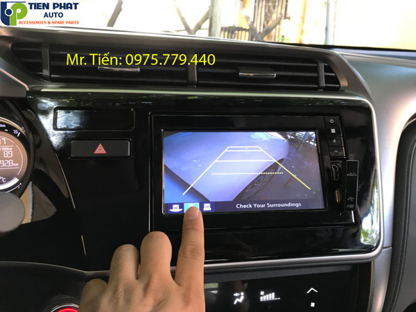 Camera gương cập lề cho Honda City chính hãng giá rẻ tại TPHCM