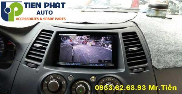 Camera Gương Cập Lề Cho Xe Mitsubishi Pajrero sport  Lắp Đặt Tận Nơi