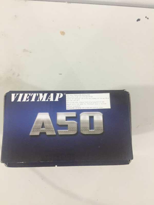 Camera Hành Trình Tích Hợp Dẫn Đường Vietmap A50 Cho Mitsubishi Attrage