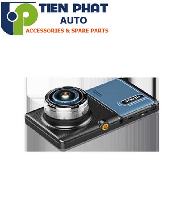 Camera Hành Trình Tích Hợp Dẫn Đường Vietmap A50 Cho Mitsubishi Outlander