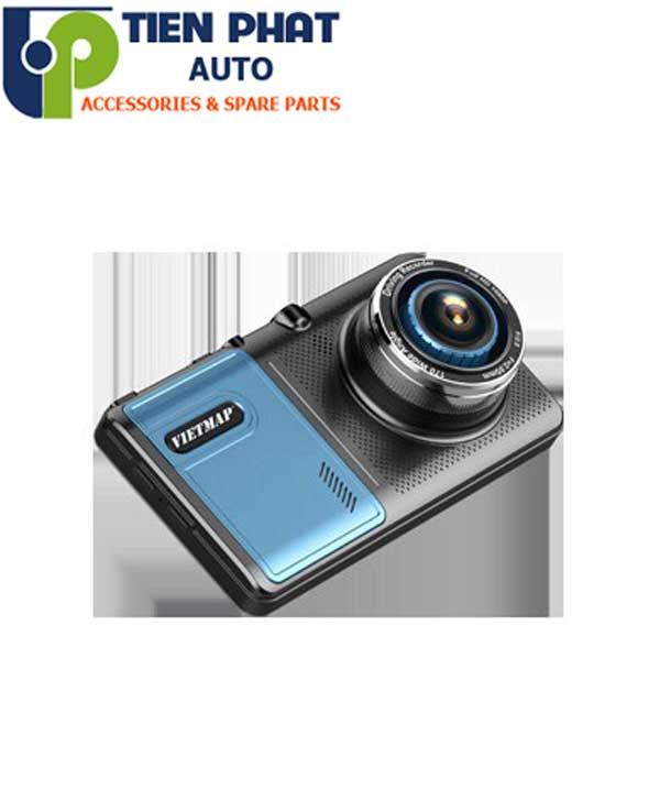 Camera Hành Trình Tích Hợp Dẫn Đường Vietmap A50 Cho Toyota Sienna