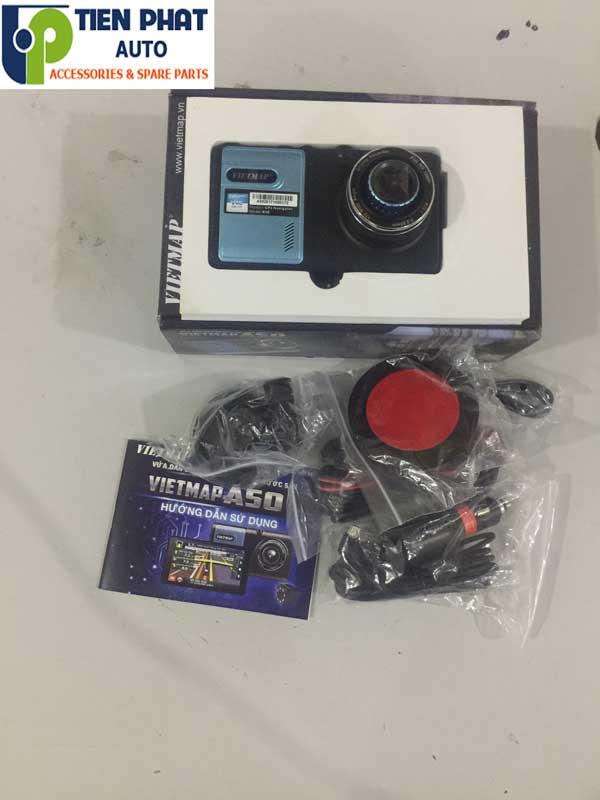 Camera Hành Trình Tích Hợp Dẫn Đường Vietmap A50 Cho Toyota Yaris