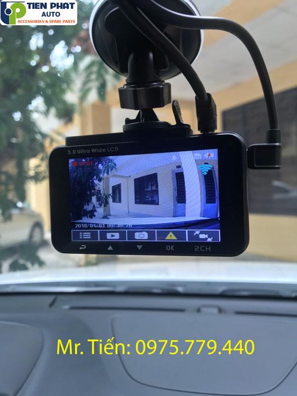 Camera hành trình HP F860X có wifi cho Hyundai Kona chính hãng tại TPHCM