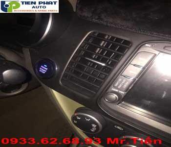 Chìa Khóa Thông Minh Cho Hyundai Tucson Đời 2014-2015