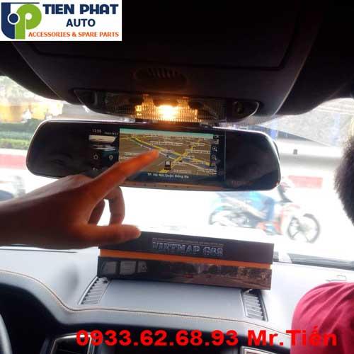 Chuyên Lắp Camera Hành Trình Cho Toyota Venza