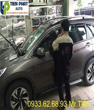 Dán Phim Cách Nhiệt Cao Cấp Cho Xe Honda Acord tại Tiến Phát Auto