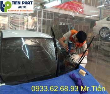 Dán Phim Cách Nhiệt Cao Cấp Cho Xe Toyota Innova tại Tiến Phát Auto