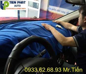 Dán Phim Cách Nhiệt Cao Cấp Cho Xe Toyota Zace tại Tiến Phát Auto