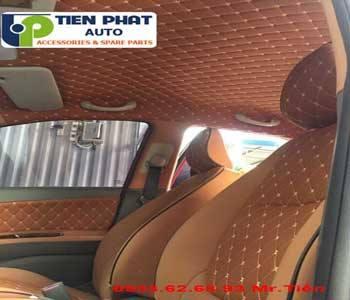 Dán Trần La Phông 5D Cho Ford Fiesta Tại Tp.Hcm