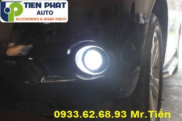 Độ Bi Đèn Gầm Cho Xe Mazda BT-50 2017 tại TP HCM Lắp Đặt Tận Nơi