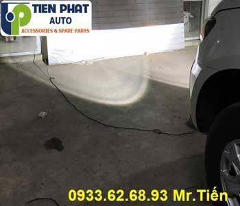 Độ Bi Đèn Gầm Cho Xe Toyota Yaris 2017 tại Huyện Nhà Bè Lắp Đặt Tận Nơi
