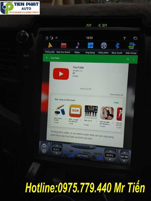 DVD Tesla Cho Toyota Fortuner Giá Rẻ Tại Tp.HCM Và các Tỉnh Lân Cận