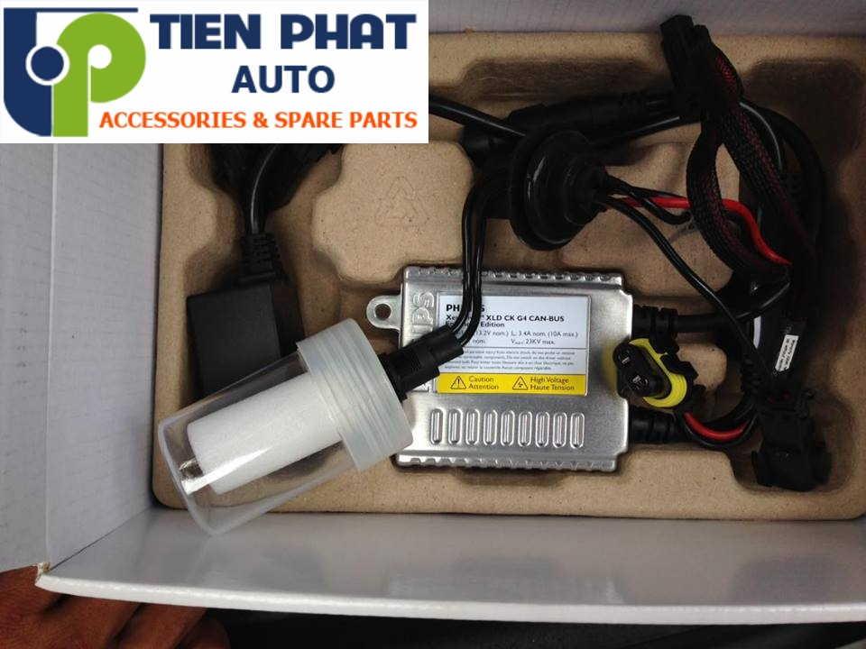 Giới thiệu quy trình độ đèn xenon cho ô tô tại Auto Tiến Phát