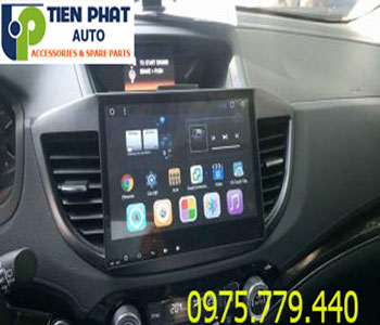 DVD Cho Honda CRV Chạy Android 6.0  2016 Tại Tp.Hcm Uy Tín Nhanh
