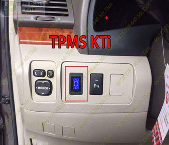 Lắp Cảm Biến Áp Suất Lốp Cho Ford Fiesta Tại Tp.Hcm