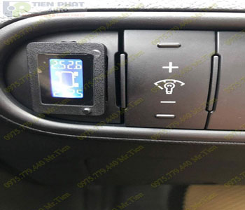 Lắp Cảm Biến Áp Suất Lốp Cho Mitsubishi Outlander Tại Tp.Hcm