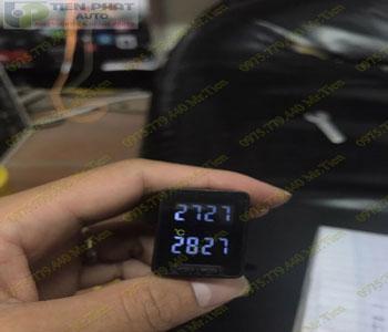 Lắp Cảm Biến Áp Suất Lốp Cho Toyota Vios Tại Tp.Hcm