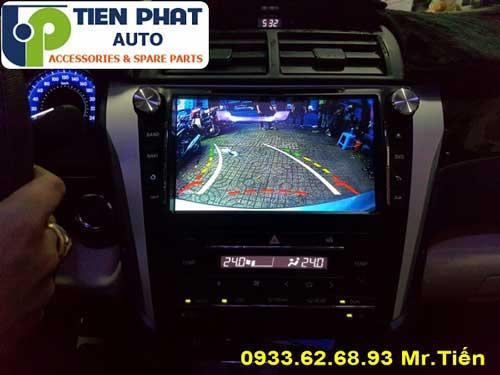 Lắp camera lùi ô tô giá rẻ chất lượng tại TP. Hồ Chí Minh