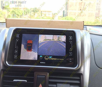 Lắp Đặt Camera 360 Độ Oview Cho Xe Ô Tô Huyndai I30 Chuyên Nghiệp Tại TP.HCM