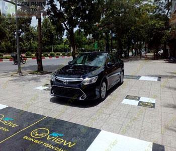 Lắp Đặt Camera 360 Độ Oview Cho Xe Ô Tô Toyota Sienna Chuyên Nghiệp Tại TP.HCM