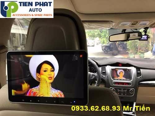 Lợi ích lắp màn hình gối đầu xe hơi Honda City tại Auto Tiến Phát