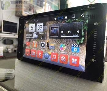 Màn Hình DVD Android 6.0 Cho Toyota Vios 2017-2018 Uy Tín Tại Tp.Hcm
