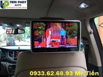 Màn Hình Gối Đầu Cho Xe Honda City 2017 Tại Tp.Hcm