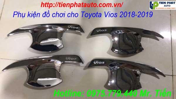 Phụ Kiện Đồ Chơi Cho Toyota Vios 2018 -2019 Giá Rẻ Tại Tp.HCM