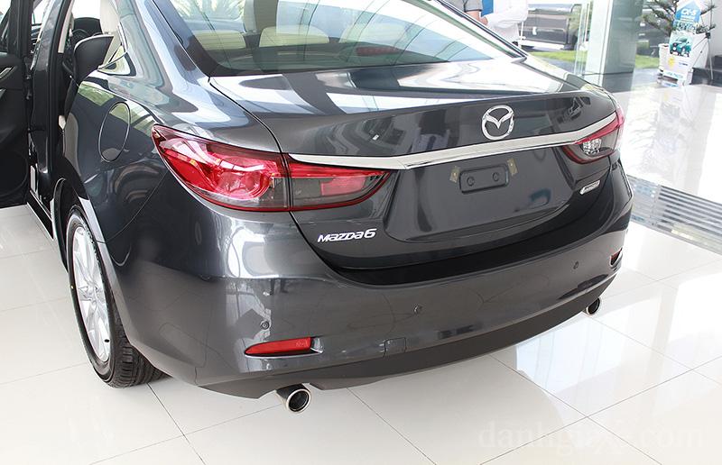 Độ cốp điện ô tô giá rẻ cho Mazda 6 tại TP. Hồ Chí Minh