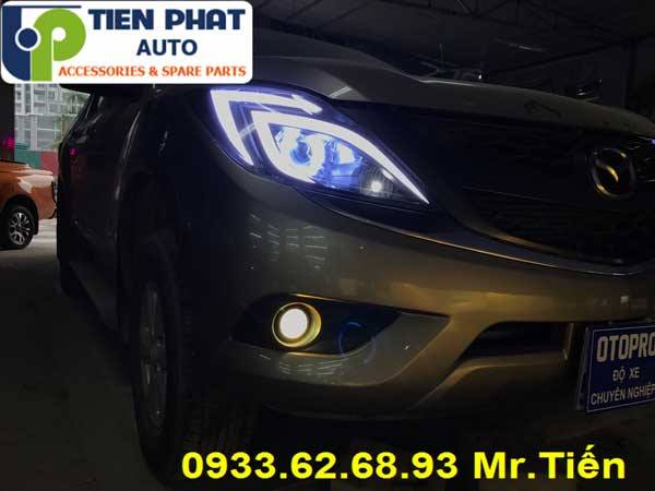 do den gam sieu sang cho mazda bt50  2017