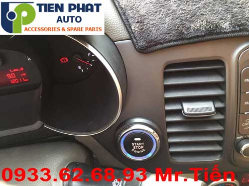 do nut start stop cho Hyundai Tucson tai tp hcm