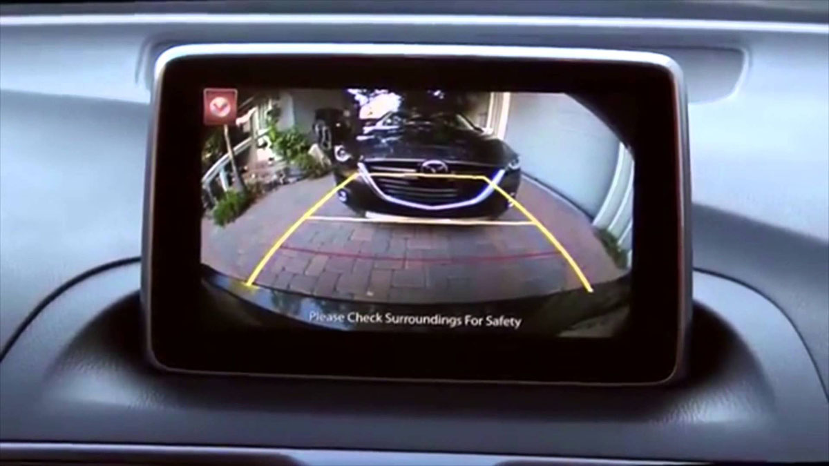 Báo giá lắp camera lùi cho ô tô tại Auto Tiến Phát