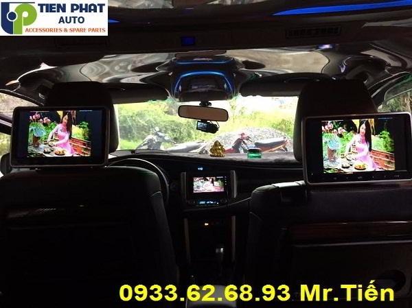 Báo giá màn hình gối đầu xe hơi Honda City tại Auto Tiến Phát