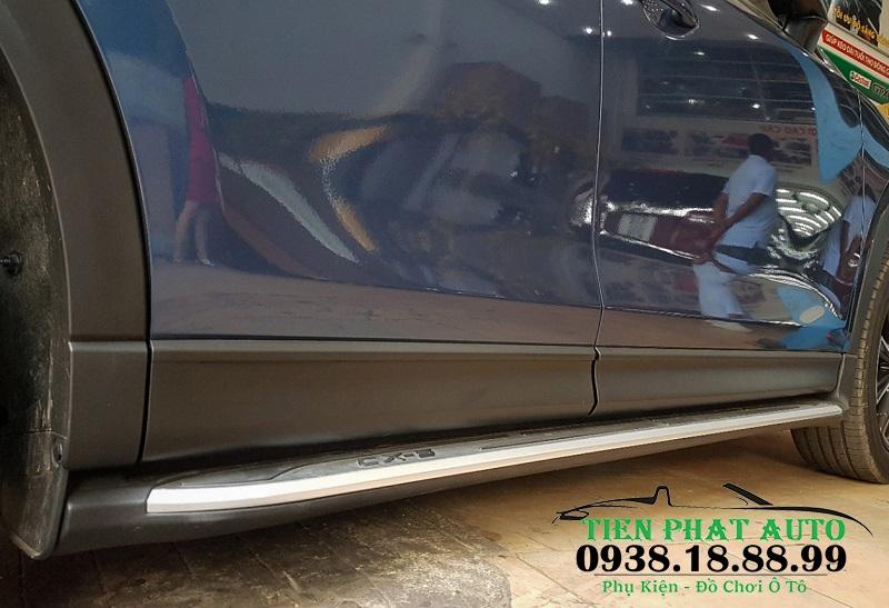 Bệ Bước Chân Lên Xuống Cho Mazda Cx-5 2018 Uy Tín Tại TPHCM