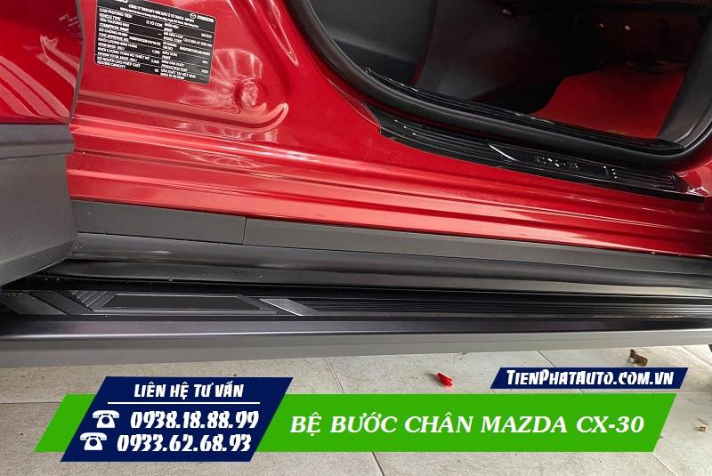 Bệ Bước Chân Mazda CX-30