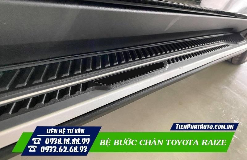 Bệ Bước Chân Toyota Raize