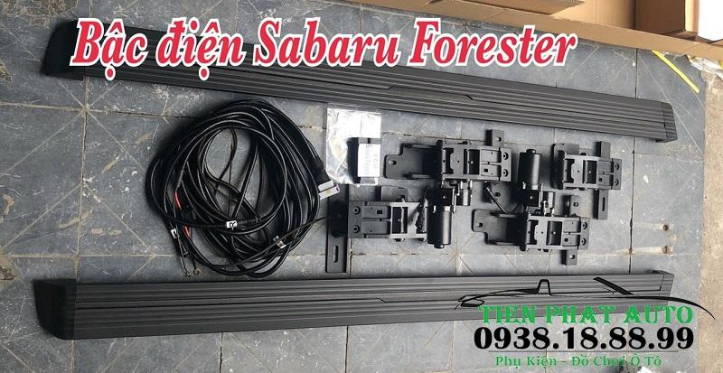 Bệ Bước Điện Cho Xe Subaru Forester