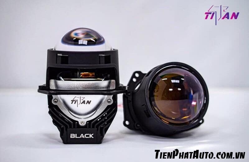 Bi LED Titan Black