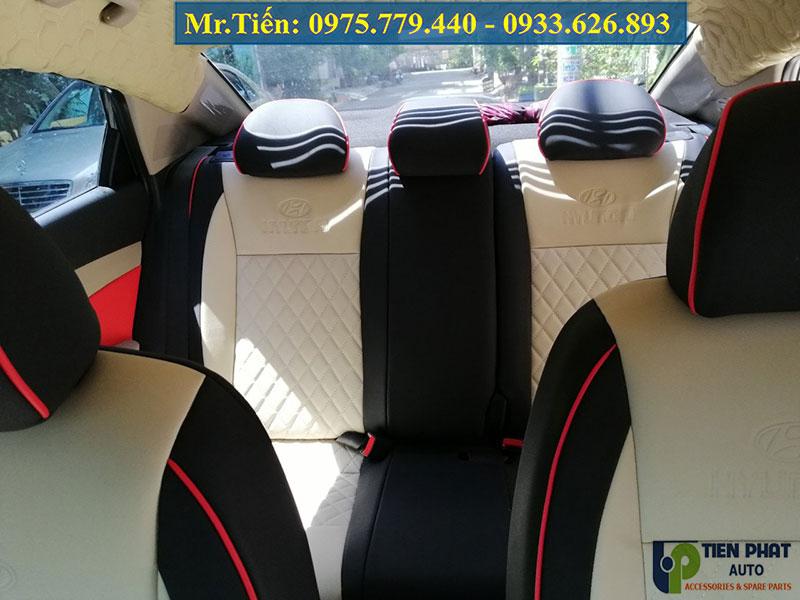 Bọc Ghế Da Cho Hyundai Elantra Uy Tín Giá Tốt Tại TPHCM