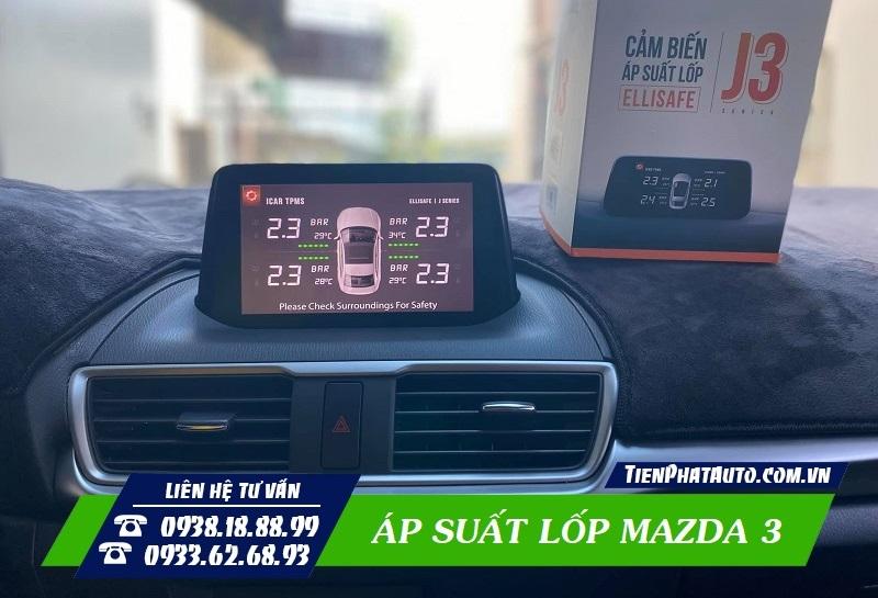 Cảm Biến Áp Suất Lốp Mazda 3