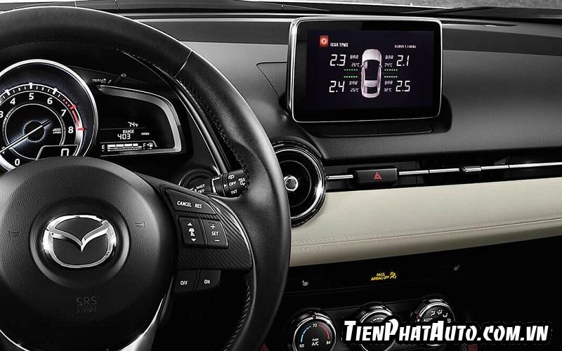 Cảm Biến Áp Suất Lốp Mazda CX3