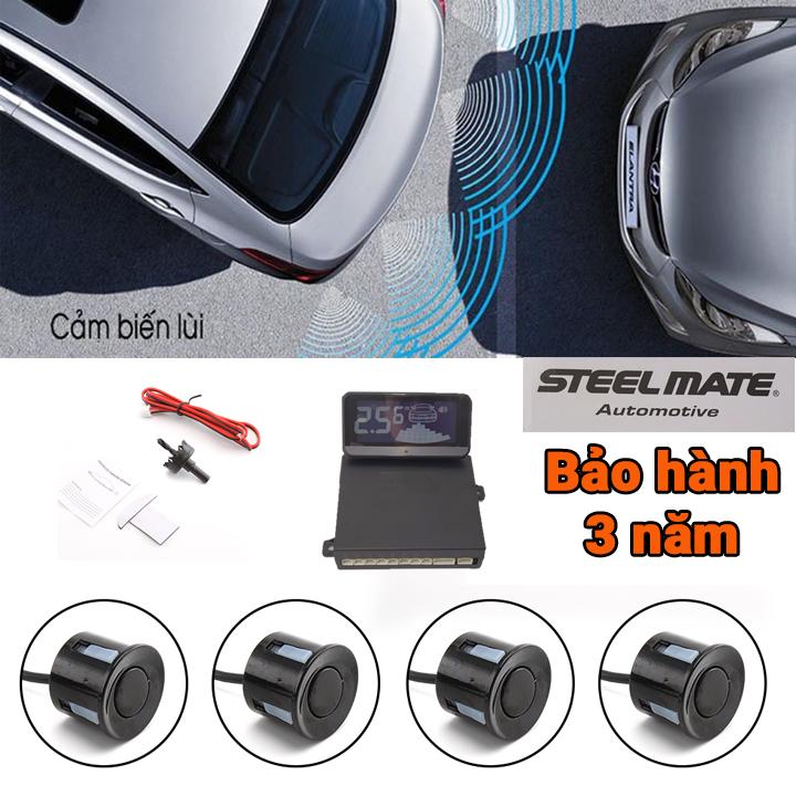 Cảm Biến Lùi Steelmate Cho Xe Suzuki XL7