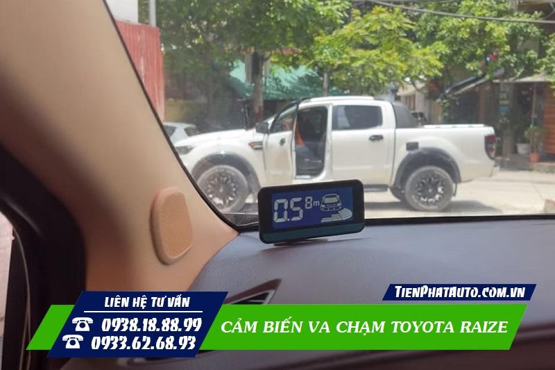 Cảm Biến Va Chạm Toyota Raize