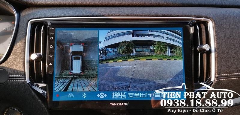 Camera 360 DCT Bản Pro Tích Hợp Bộ HDMI Siêu Nét