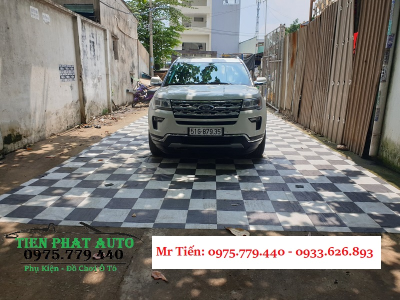 Camera 360 DCT Cho Ford Explorer 2019