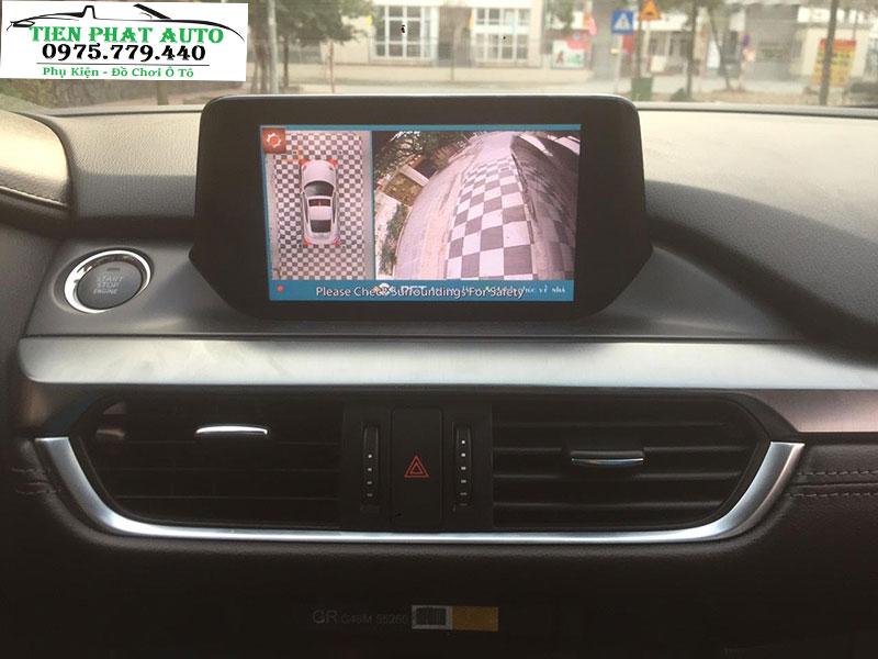 Camera 360 DCT Cho Mazda CX8