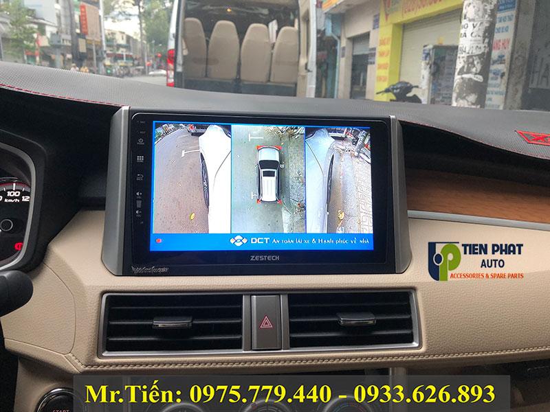 Camera 360 DCT Cho Ô Tô Mitsubishi Xpander Tại TP.HCM Tiến Phát Auto
